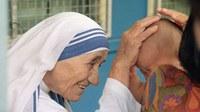 Prière pour la famille de Mère Térésa