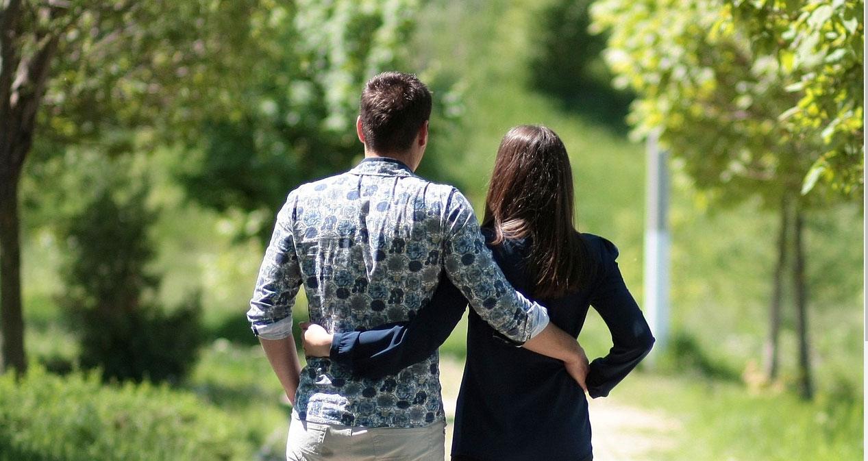 Flirter avant le mariage