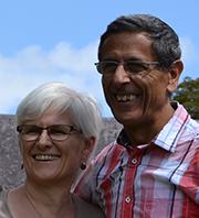 Cathie et Franck SAJOUS