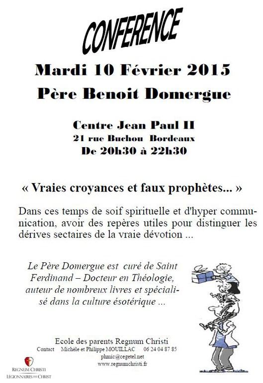 conférence Doumergue