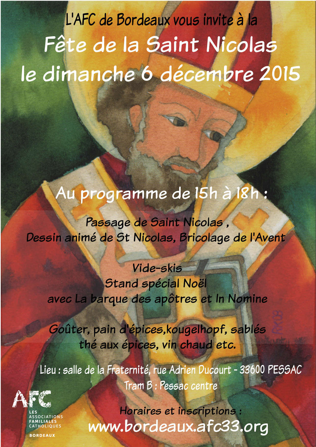 Saint Nicolas 2015